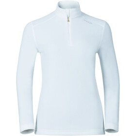 Odlo Le Tour Midlayer 1/2 Zip Damen white